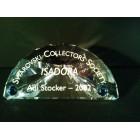 Titel Plaquette Isadora 2002